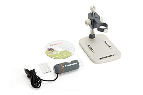 Celestron 200x Handheld Digital USB Microscope
