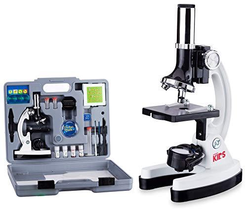 AmScope 52 pc kids beginner microscope