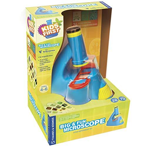 Thames & Kosmos Kids First Big And Fun Microscope
