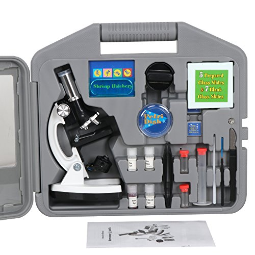 F2C Portable Kids Biology Microscope Kit