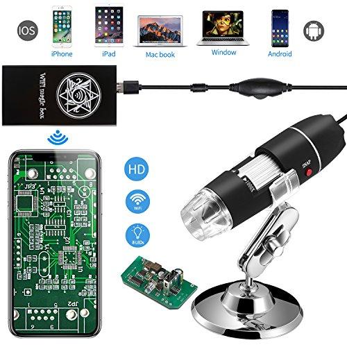 Jiusion WiFi USB Digital Handheld Microscope