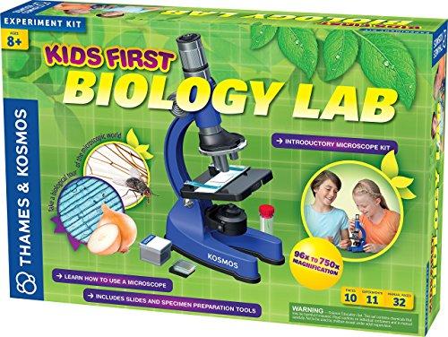 Buki Mini Children's First Basic Toy Microscope