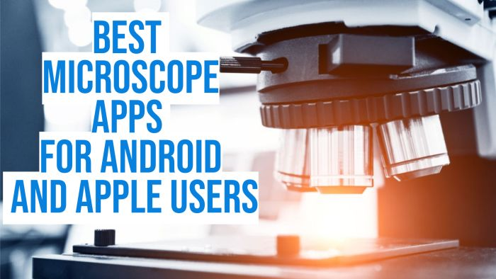 Top 7 Microscope Apps For Android And Apple Users