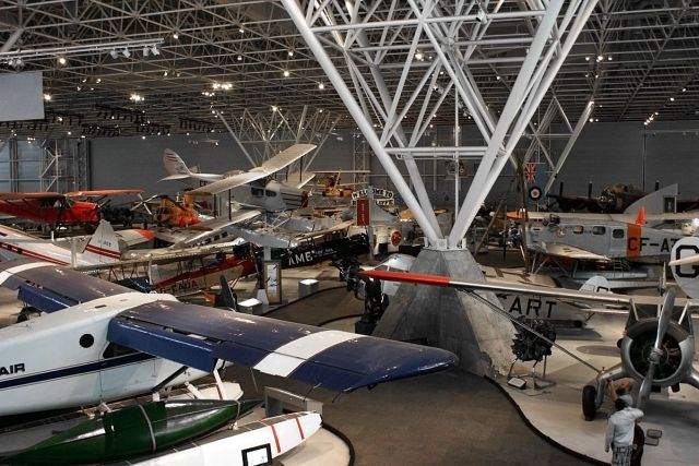 Aerospace Museums in Canada to Explore