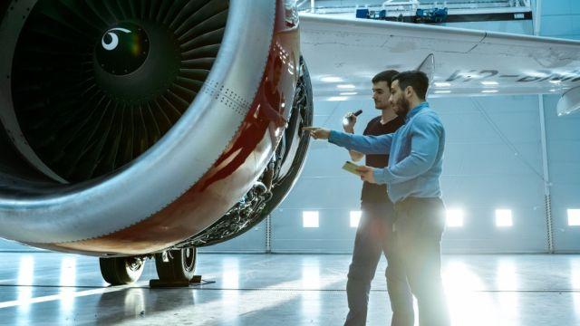 Modern Aerospace Industry