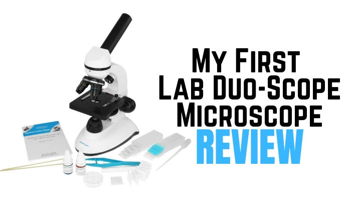 An In-Depth Review of My First Lab Duo-Scope Microscope