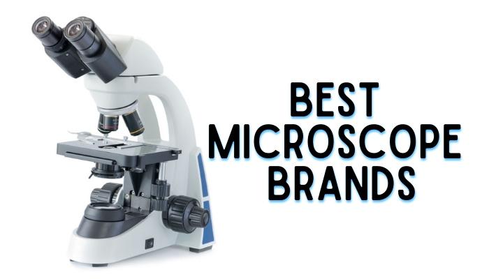 microscopes brands